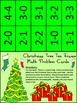 Christmas Math Activities: Christmas Tree Christmas Ten Fr