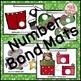 Christmas Number Bonds   Mats Kids Can Color