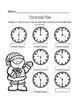 Christmas Math for First Grade or Kindergarten