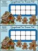 Christmas Math Activities: Gingerbread Men Christmas Ten F