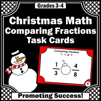 Christmas math for 3rd or 4th grade games and activities
