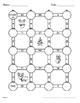 Christmas Math: Algebra Maze