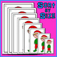 Christmas Math Bundle 1 - Christmas Math Centers for Early