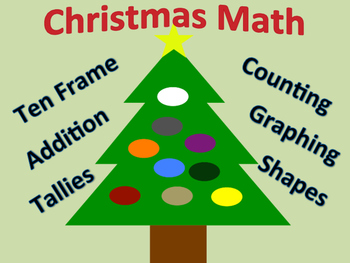Christmas Math Concepts