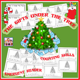 Christmas Math Counting Booklets ( 2 different books with