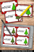 Christmas Math Activtities Division 2 Digit Divisors No Re
