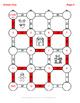 Christmas Math: Fractions of a Set Maze