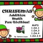 Christmas Math! NO PREP FUN-TIVITIES