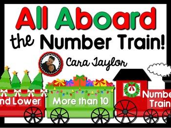 Christmas Math ~ Numbers 1 ~ 20