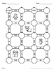 Christmas Math: One Step Equations Maze (Multiplication &
