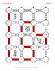 Christmas Math: Percents Maze