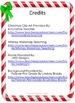 Christmas Math Multiplication QR Fact 10's