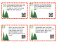 Christmas  Math Review with QR Codes