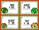 Christmas Math Task Cards for 4th Grade: Multiplication: M