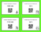 Christmas Math: Time Conversion: Minutes & Hours QR Code T