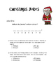Christmas Math Word Problems - Add and Sub with Regrouping
