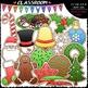 Christmas Clip Art Bundle (8 Sets) - Holiday Clip Art