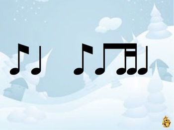 Christmas Melody and Rhythm Practice: 4th Grade