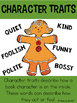"Christmas Minilesson pack for ""The Gingerbread Girl"""