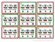 Christmas Missing Addend/Number Task Cards - Addition Sums to 20