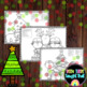 Christmas Multiplication Coloring Pages