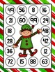 Christmas Multiplication Roll and Cover {Factors 1-12}
