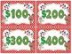 Christmas Multiplication Task Card Bundle