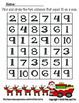 Christmas No Prep Common Core MAFS Thank You Freebie