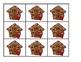 Gingerbread Man Math Kindergarten Numbers 1 to 30