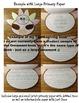 "Christmas Ornament ""Craftivity"" - a K-5 Publishing activity"