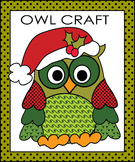 Christmas Owl Craft
