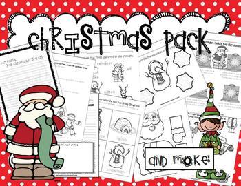 Christmas Pack- K-1