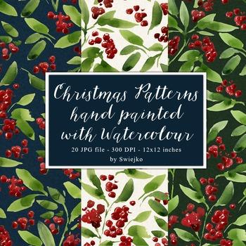 Christmas Paper, watercolor background, holiday, xmas, sea