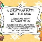 Christmas Party with the Gang
