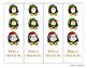 Christmas Penguin Bookmarks