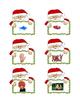 Christmas Phonemic Awareness Centers