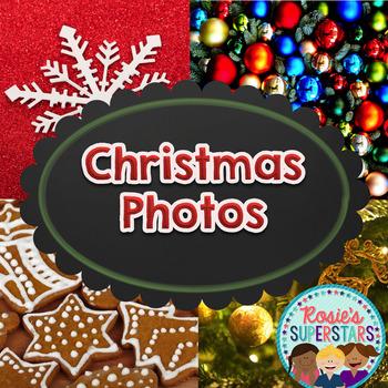 Christmas Photos Freebie