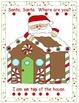 Christmas Positional Words Printable Book