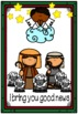 Christmas Posters ~ 10 posters that retell the birth of Jesus