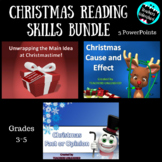Christmas PowerPoint Lessons Bundle