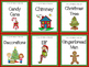 Christmas Print-n-Go Speech and Language Packet