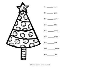 Christmas Printables No Prep