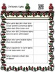 Christmas QR Code Fun Informational Passages with Leveled
