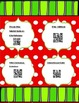 Christmas QR Code Stories for Listening Centers With Graph