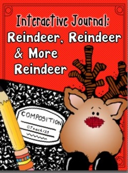 Christmas Activity Reindeer