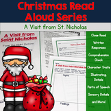 Christmas Read Aloud Series: A Visit from St. Nicholas