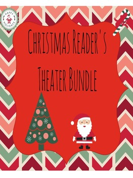 Christmas Reader's Theater Bundle