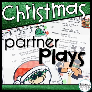 Christmas Readers Theater Partner Plays Poems for Grade 1,