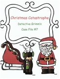 Christmas Reading Activity: Mystery Case File #7 Christmas