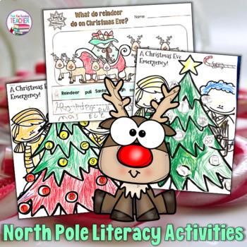 Christmas Read and Write and More Printables